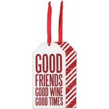 Bottle Tag Good Times Image