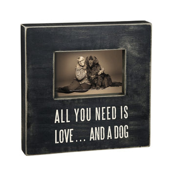 Love and Dog Frame
