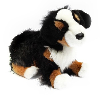 Stuffed Brix Dog Large