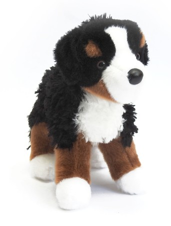Stuffed Brix Dog Small