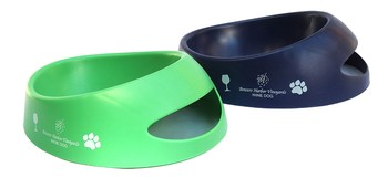 Dog Food Scoop Bowl