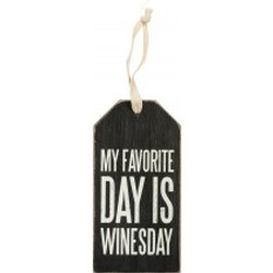 Bottle Tag Winesday