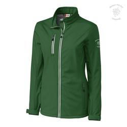 Clique Jacket Bottle Green
