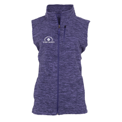 Womens Guide Vest Periwinkle