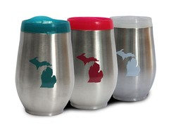Stainless Steel Wine Sippy Cup